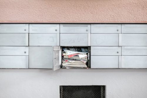 Junk mails