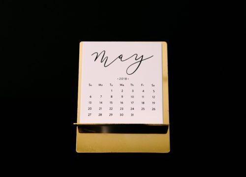 May calender