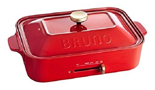 Brunoホットプレート基本