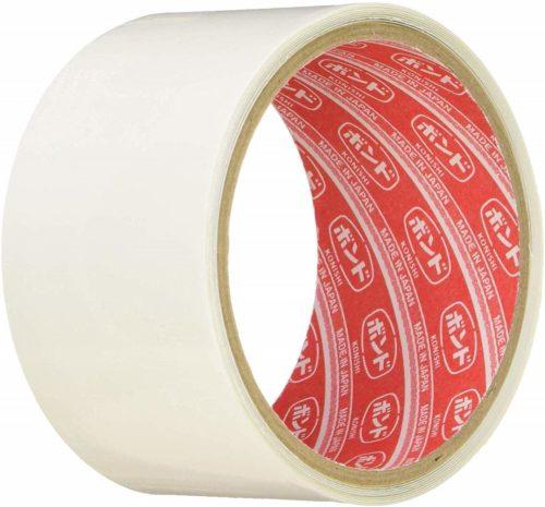 コニシ 強力補修テープ透明