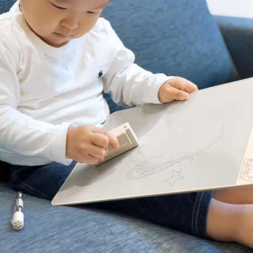 プラス メモパッド クリーンノート Kaite カイテ子供も使える